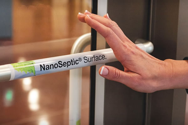 NanoSeptic Surface